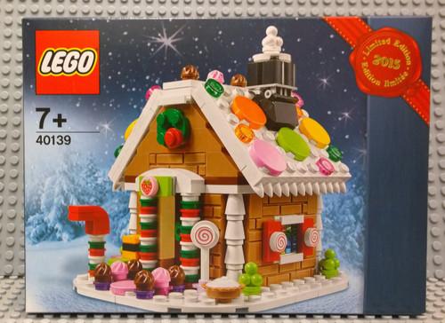 40139 LEGO® Gingerbread House