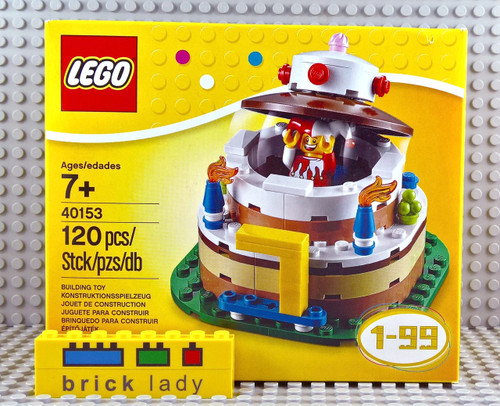40153 LEGO® Seasonal Birthday Table Decoration