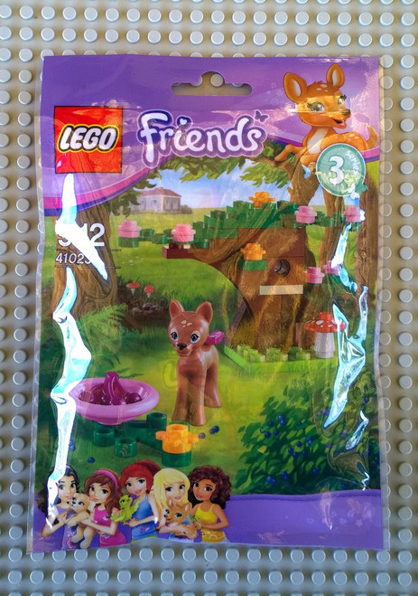 41023 LEGO® Friends Fawn's Forest