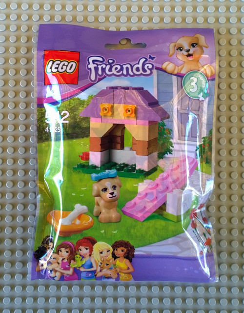 41025 LEGO® Friends Puppy's Playhouse