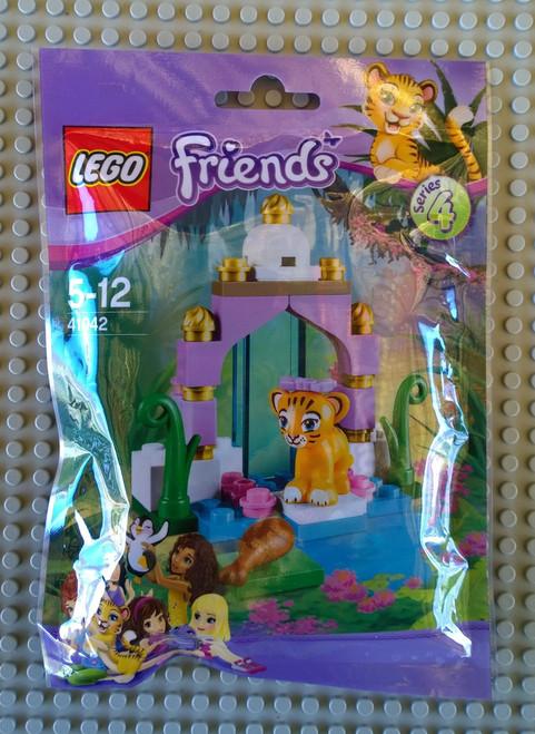 41042 LEGO® Friends Tiger's Beautiful Temple