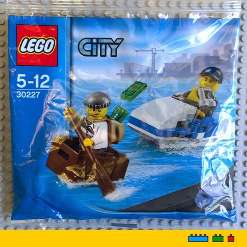 30227 LEGO® City Police Watercraft polybag