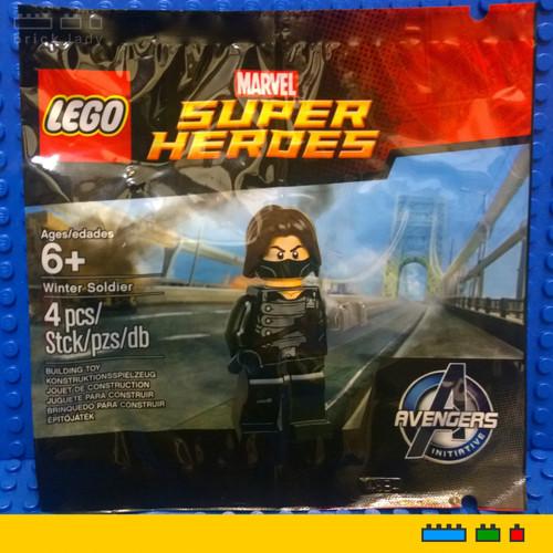 5002943 LEGO® Marvel Super Heroes Winter Soldier polybag