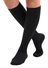 Mojo Basics - Unisex Cotton Compression Socks -- Firm Support (20-30mmHg )