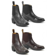Synergy Zip Front Child's Paddock Boot