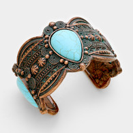 Turquoise Cuff Bracelets