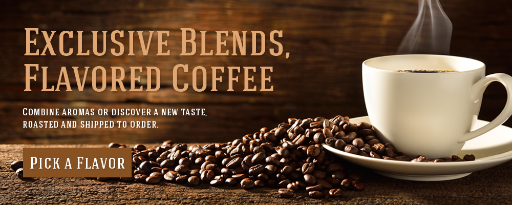 Joe's Exclusive Blends & Flavored Coffee