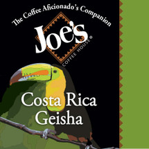 Costa Rica Geisha Coffee