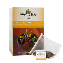 Mighty Leaf Organic Chocolate Mint Truffle