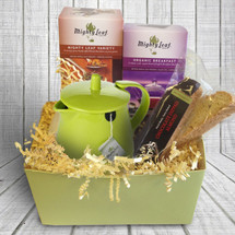 A Gift Tea Lovers Gift Box-Green