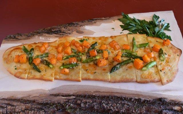 Glacier Ledge Restaurant Featuring Door Artisan Cheese