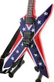 Miniature Guitar Dimebag Darrell DIXIE REBEL