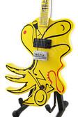 Miniature Guitar Rick Nielsen Cheap Trick THE DOCTOR