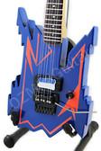 Miniature Guitar Steve Vai Despagni JEM Zng Zng Custom