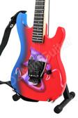 Miniature Guitar Motley Crue Theatre of Pain