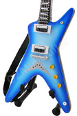 Miniature Guitar Dean Dime BLUE BURST