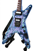 Miniature Guitar Dean Concrete Sledge ML ICE BURST