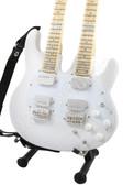 Miniature Guitar EAGLES Silo Doubleneck