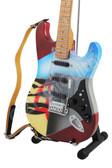 Miniature Guitar Eric Clapton Crash 3
