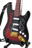 Miniature Guitar Stevie Ray Vaughan