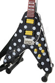 Miniature Guitar Randy Rhoads HARPOON Flying V
