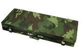 Exclusive Miniature Guitar Camo Case