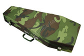 Exclusive Miniature Guitar Camo Coffin Case