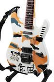 Miniature Guitar George Lynch Mob Kamikaze