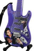 Miniature Guitar Michael Jackson 3