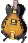 Miniature Guitar Paul McCartney THE BEATLES