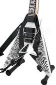 Miniature Guitar Kirk Hammett Metallica DEATH MAGNETIC V
