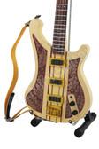 Miniature Bass Guitar Lemmy Kilmister MOTORHEAD