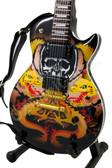 Miniature Guitar Zakk Wylde DRAGON LP