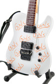 Miniature Guitar Mick Mars Kramer Girls Girls Girls