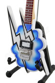 Miniature Guitar Steve Vai JEM Custom