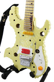Miniature Guitar Ron Thal Swiss Cheese
