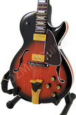 Miniature Guitar George Benson Signature Sunburst GB10
