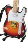 Miniature Guitar Andy Summers Tribute Telecaster