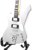 Miniature Guitar Paul Stanley KISS Washburn Silver