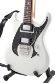 Miniature Guitar ESP RZK-1 Richard Z Kruspe Olympic White 2010