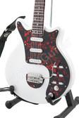 Miniature Guitar Brian May QUEEN White