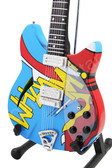 Miniature Guitar Paul Weller WHAAM!