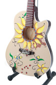 Miniature Acoustic Guitar INDIA ARIE