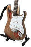 Miniature Guitar Rory Gallagher Signature