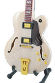 Miniature Guitar Wes Montgomery L5 Vintage Natural