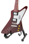 Miniature Guitar The Edge U2 Explorer