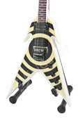 Miniature Guitar Dean Dimebag Bullseye Shark V