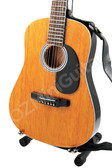 Miniature Acoustic Guitar Natural