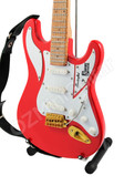 Miniature Guitar Burns Custom De Luxe