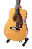 Miniature Acoustic Guitar Roy Orbison 12 String